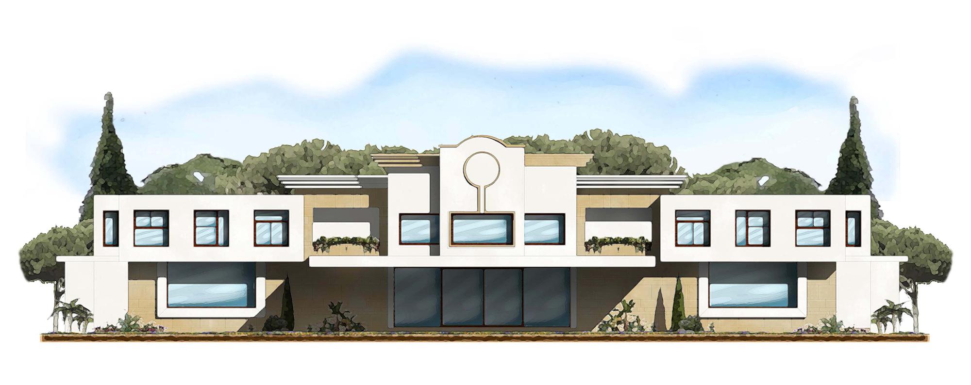 Puerto Banus - Natural Architecture & Interior Design